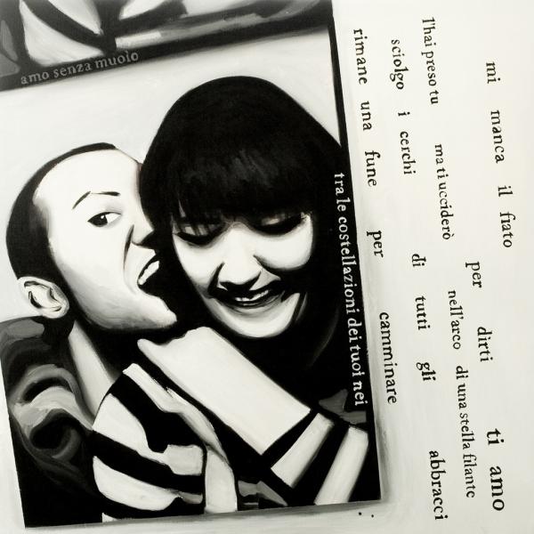 PASSPORT SIZE PICTURE / amo senza muoio